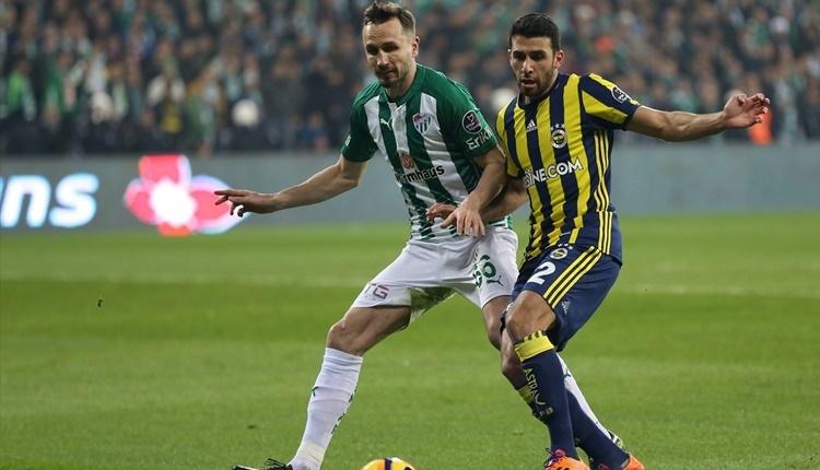 Bursaspor'da Tomas Sivok: