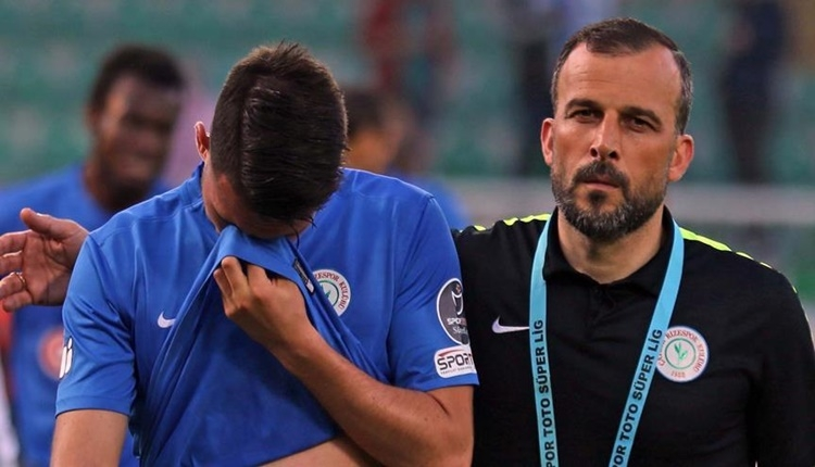 Çaykur Rizespor'da hayal kırıklığı yaratan transferler