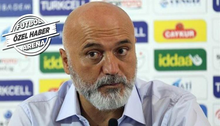 Çaykur Rizespor'da Hikmet Karaman'dan Trabzonspor isyanı