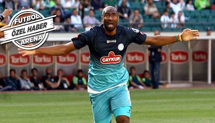 Çaykur Rizespor'da Kweuke'nin transferinde sıcak gelişme!