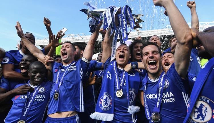 Chelsea Premier Lig'in en fazla kazanan kulübü