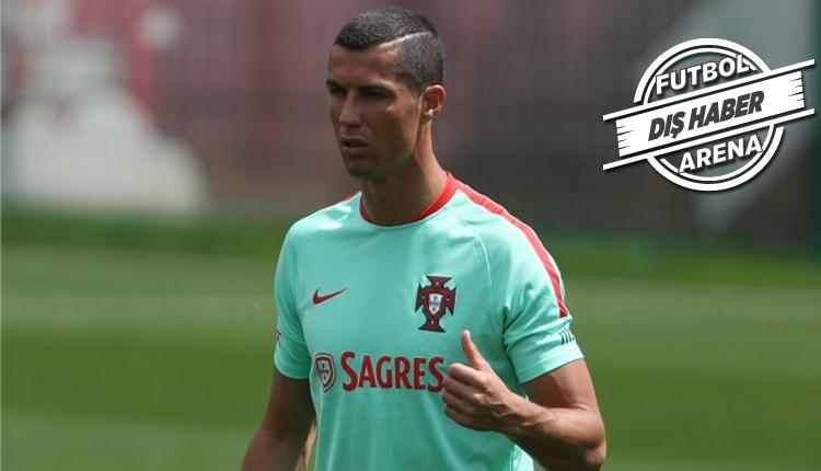Cristiano Ronaldo'dan Quresma'ya: 'Real Madrid'e dönmeyeceğim'
