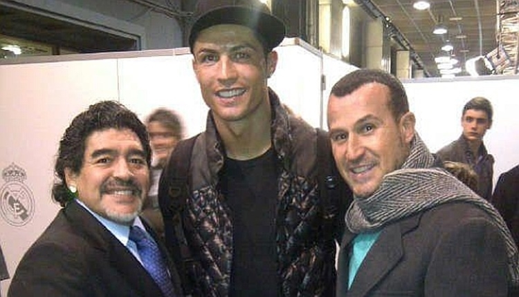 Diego Maradona'dan Cristiano Ronaldo'ya: 'Keşke Arjantinli olsa'