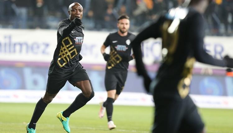 Erzurumspor Pierre Webo'yu transfer etmek istiyor