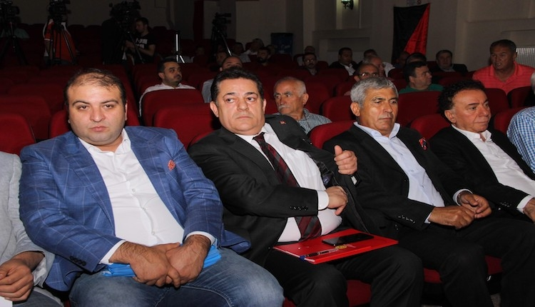 Eskişehirspor'da borç 116 milyon TL
