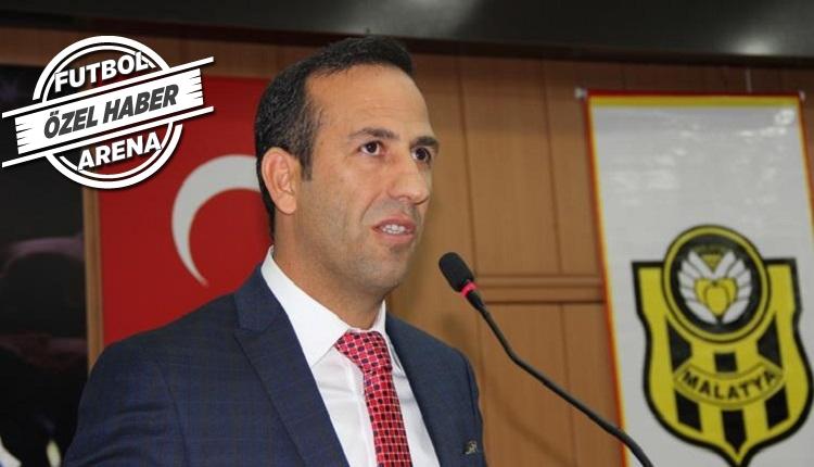 Evkur Yeni Malatyaspor Başkanı Adil Gevrek'ten Ertuğrul Sağlam açıklaması!