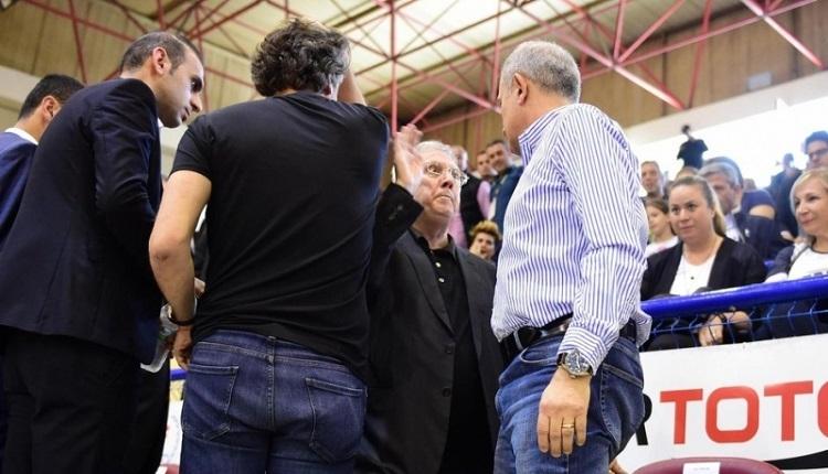 Fenerbahçe Başkanı Aziz Yıldırım'ın attığı tokatla ilgili flaş gelişme!