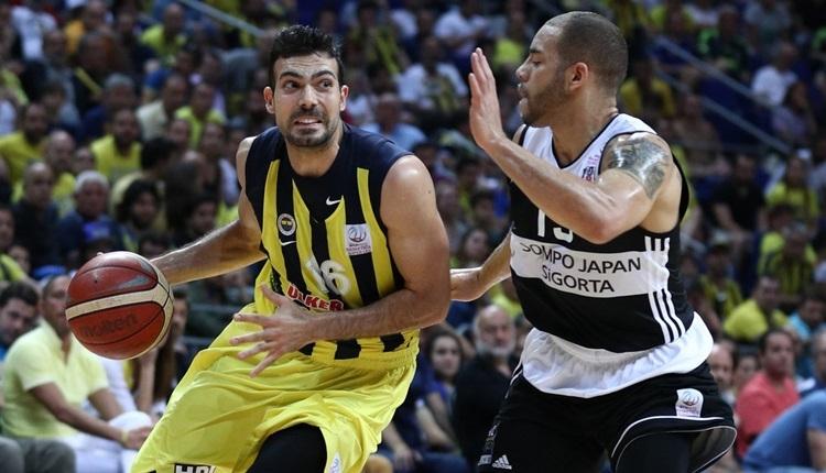 Fenerbahçe - Beşiktaş Sompo Japan final serisi ikinci maç sonucu