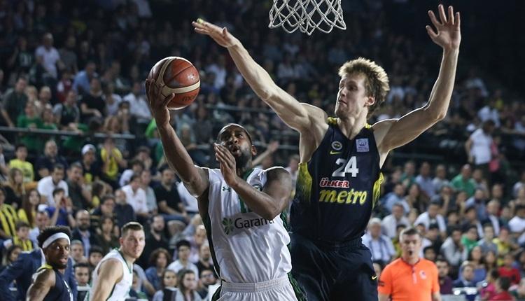 Fenerbahçe, Spor Toto Basketbol Ligi'nde finalde!