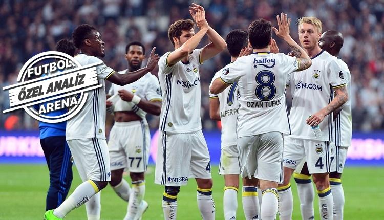 Fenerbahçe Süper Lig'de son dakikalarda güldü