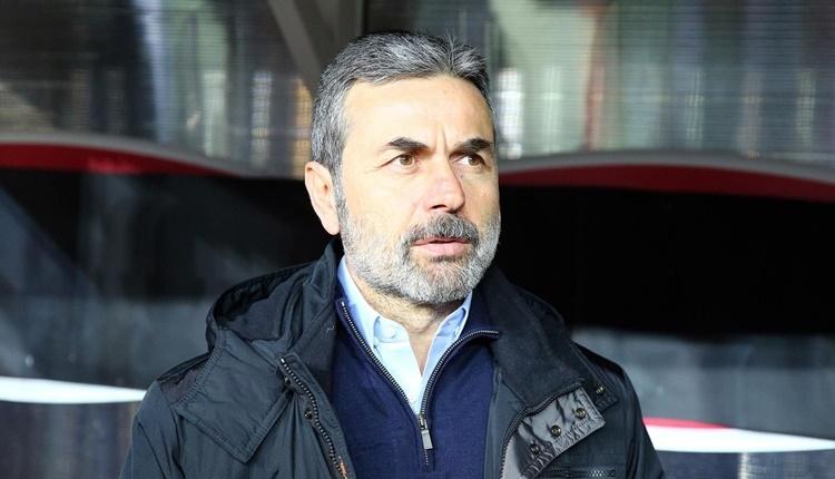 Fenerbahçe'de Aykut Kocaman 4 futbolcunun biletini kesti