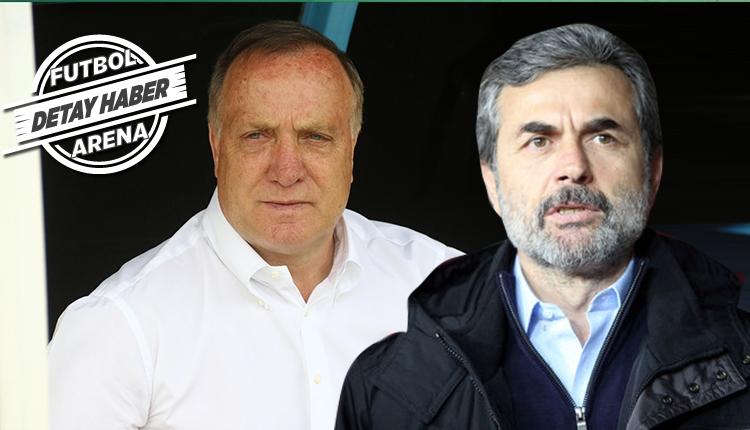 Fenerbahçe'de Aykut Kocaman ve Dick Advocaat anlaşamadı