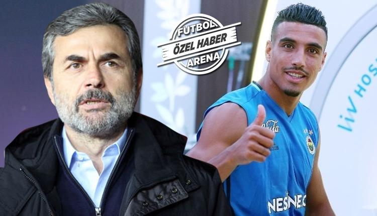 Fenerbahçe'de Aykut Kocaman'ın Nabil Dirar planı