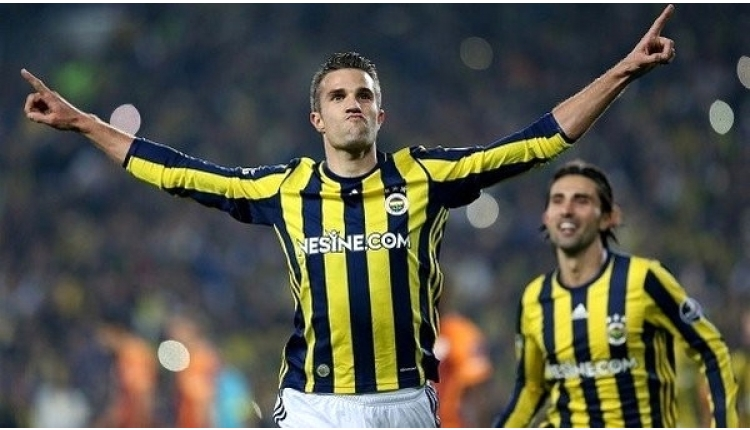 Fenerbahçe'de Aykut Kocaman'ın yeni lideri Robin van Persie