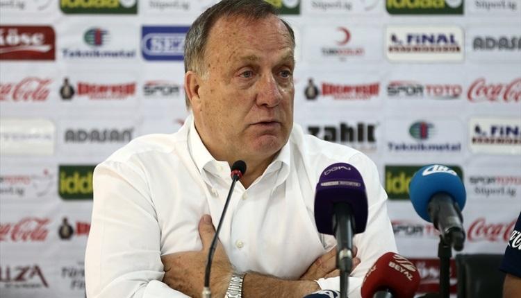 Fenerbahçe'de Dick Advocaat'tan Beşiktaş ve Lens transferi açıklaması