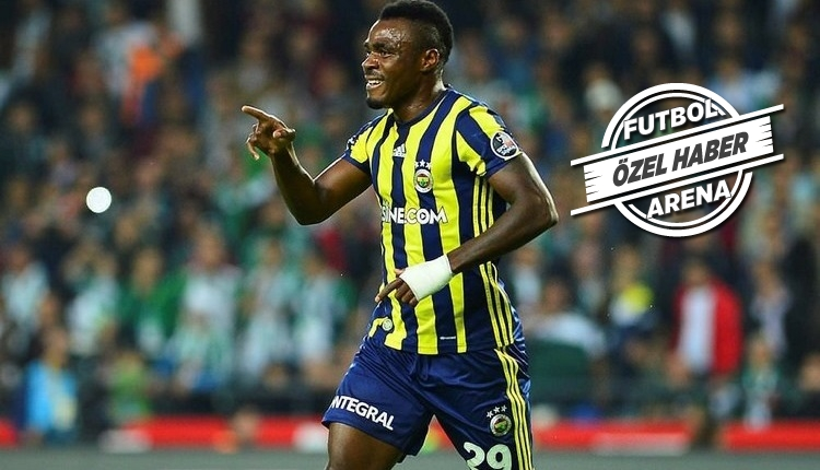 Fenerbahçe'de Emenike, Spartak Moskova yolunda