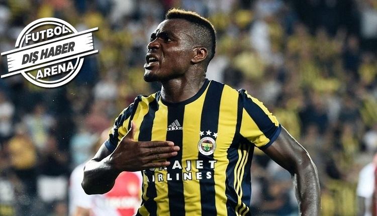 Fenerbahçe'de Emenike'nin yeni takımını açıkladılar