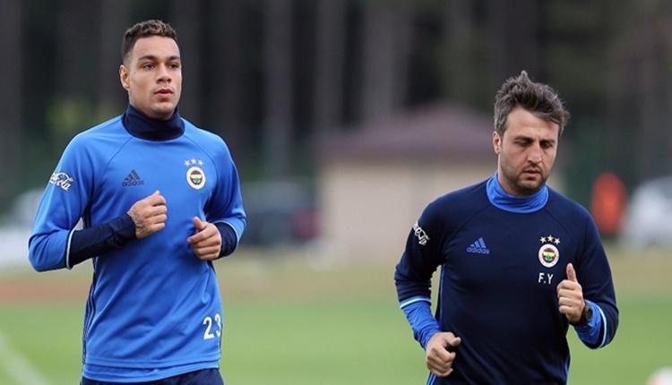Fenerbahçe'de Gregory van der Wiel tatil yapmıyor