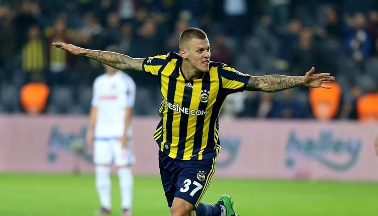 Fenerbahçe'de Martin Skrtel rekoru kaçırdı