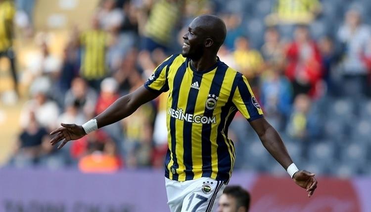 Fenerbahçe'de Moussa Sow, Lazio'ya transfer oluyor