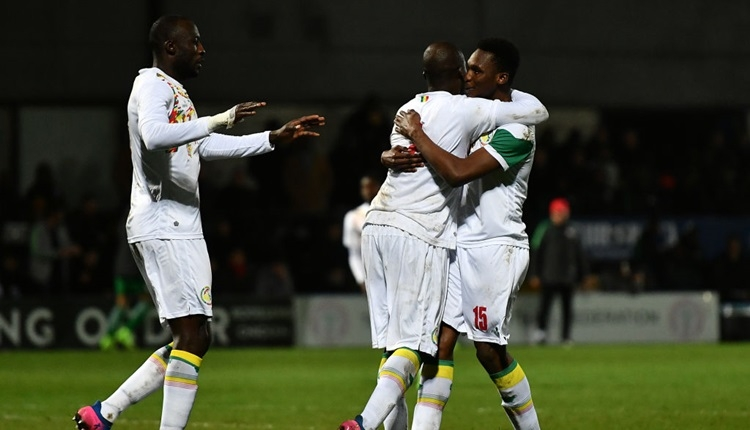 Fenerbahçe'de Moussa Sow'un Ekvator Ginesi'ne attığı gol (İZLE)