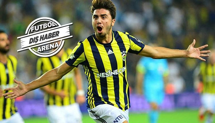 Fenerbahçe'de Ozan Tufan, Benfica yolunda