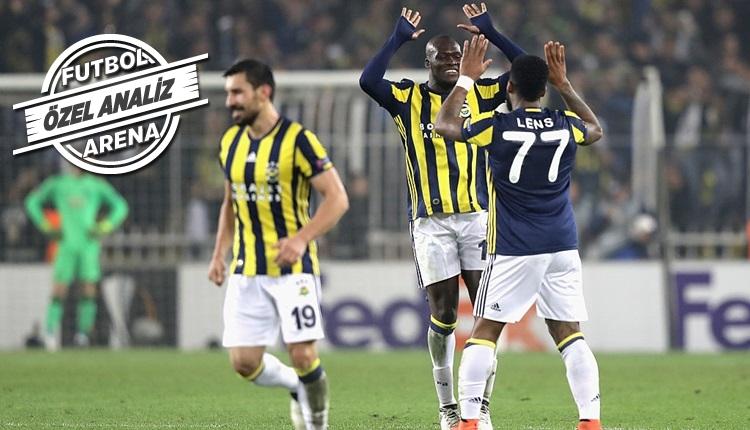 Fenerbahçe'de sezonun en iyileri