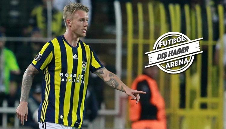 Fenerbahçe'de Simon Kjaer için devler sırada