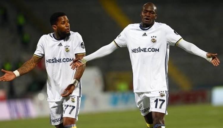 Fenerbahçe'de transferde Moussa Sow ve Jeremain Lens yol ayrımında