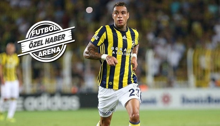 Fenerbahçe'de Van der Wiel ayrılacak mı?