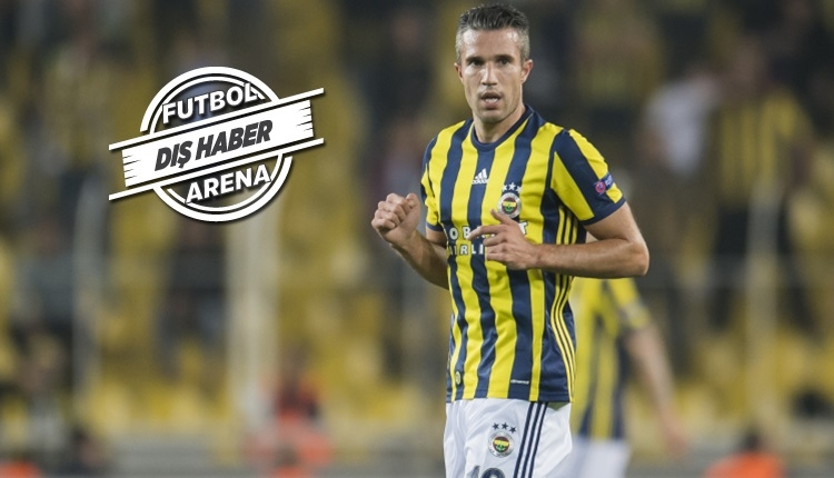 Fenerbahçe'de Van Persie için Feyenoord transferi iddiası