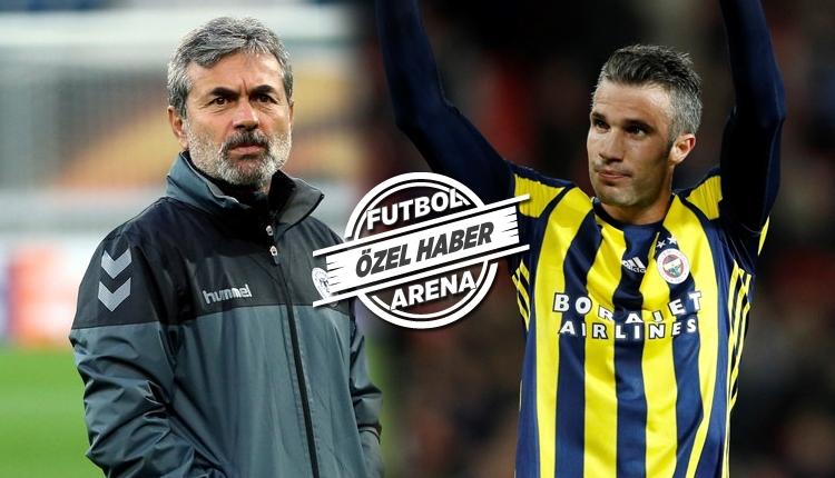 Fenerbahçe'de Van Persie kalacak mı?
