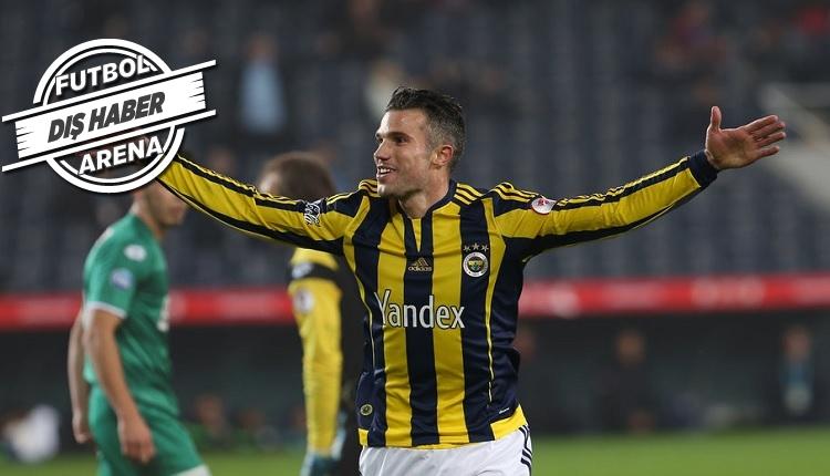 Fenerbahçe'de Van Persie transferiyle ilgili Feyenoord'dan açıklama