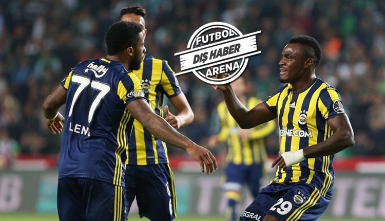Fenerbahçeli Emenike'nin transferinde resmi açıklama
