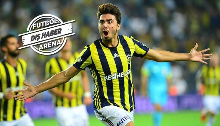 Fenerbahçeli Ozan Tufan için Benfica'dan transfer açıklaması