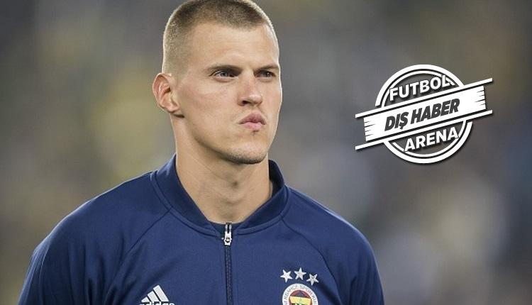 Fenerbahçeli Skrtel için Newcastle United ısrarcı