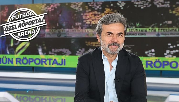 Fenerbahçe'nin eski futbolcusundan Aykut Kocaman'a uyarı: