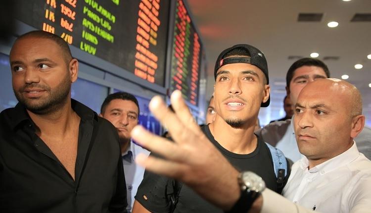 Fenerbahçe'nin yeni transferi Nabil Dirar'dan itiraf: