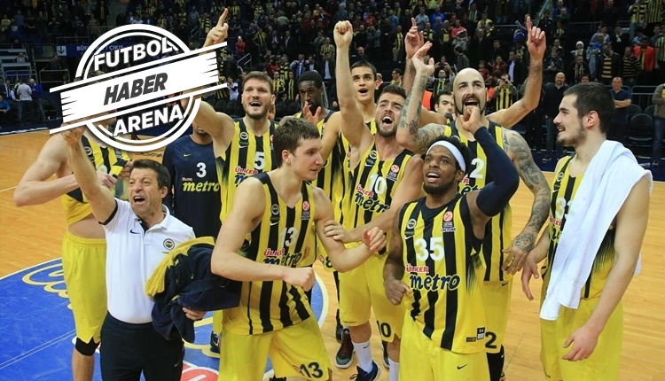 Fenerbahçe'ye Final- Four bereketi! 2 milyon TL