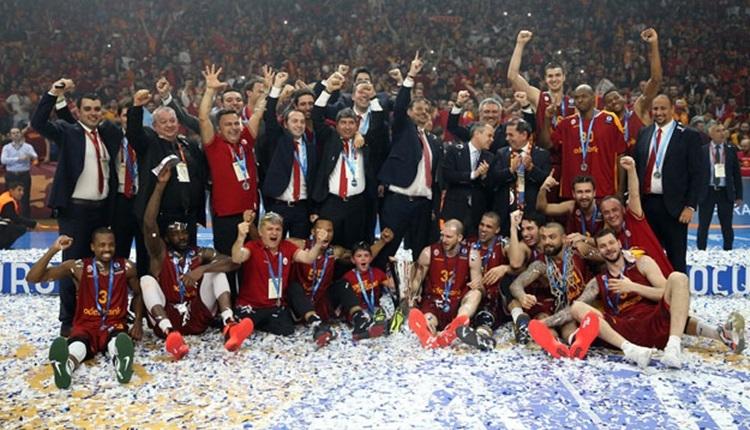 Galatasaray Odeabank, Eurocup'ta mücadele edecek