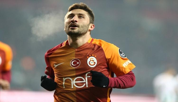 Galatasaray yönetiminden Sabri Sarıoğlu'na ceza