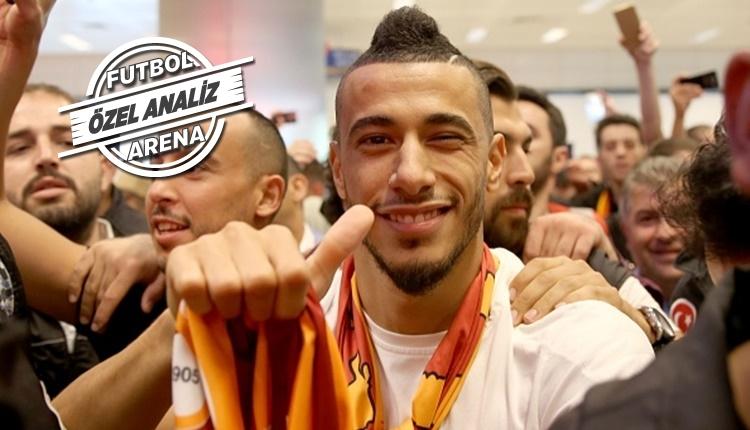 Galatasaray'da Belhanda ile Sneijder yan yana oynar mı?