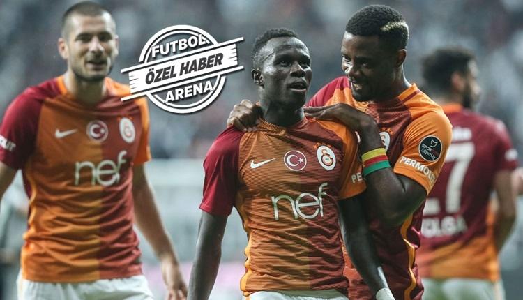 Galatasaray'da Bruma transfer için Almanya'ya gitti
