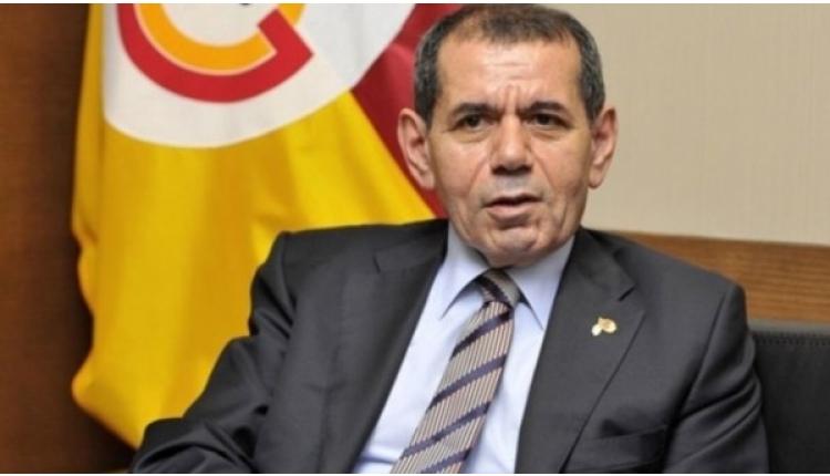 Galatasaray'da Dursun Özbek ile proje toplantısı