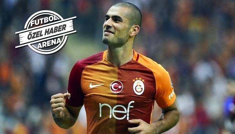 Galatasaray'da Eren Derdiyok'tan ayrılık açıklaması