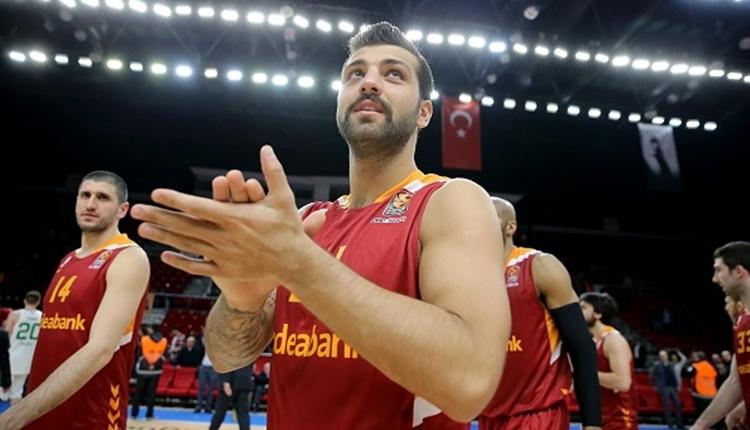 Galatasaray'da Göksenin Köksal'dan gönderme!