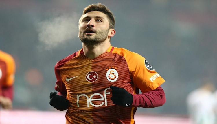 Galatasaray'da Sabri Sarıoğlu: 'Neden idmana çıkıyorum?'