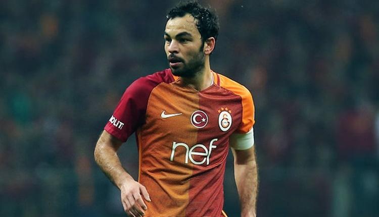 Galatasaray'da Selçuk İnan 250. maçına çıkıyor