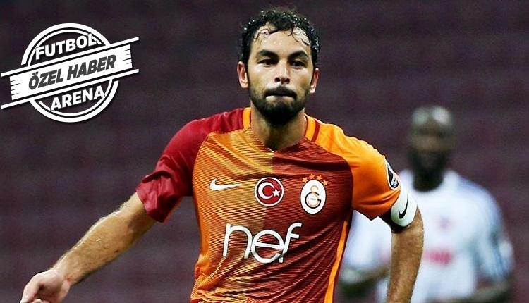 Galatasaray'da Selçuk İnan yönetimle konuştu
