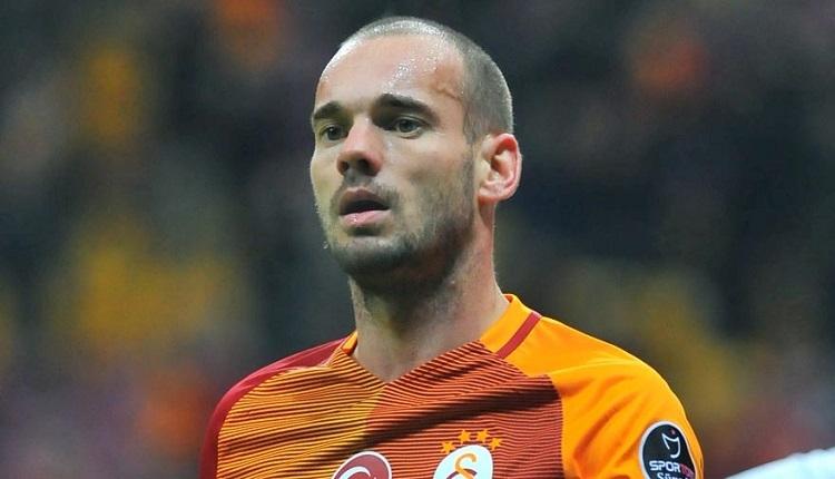 Galatasaray'da Sneijder depremi! Kampta yok! Sebebi...